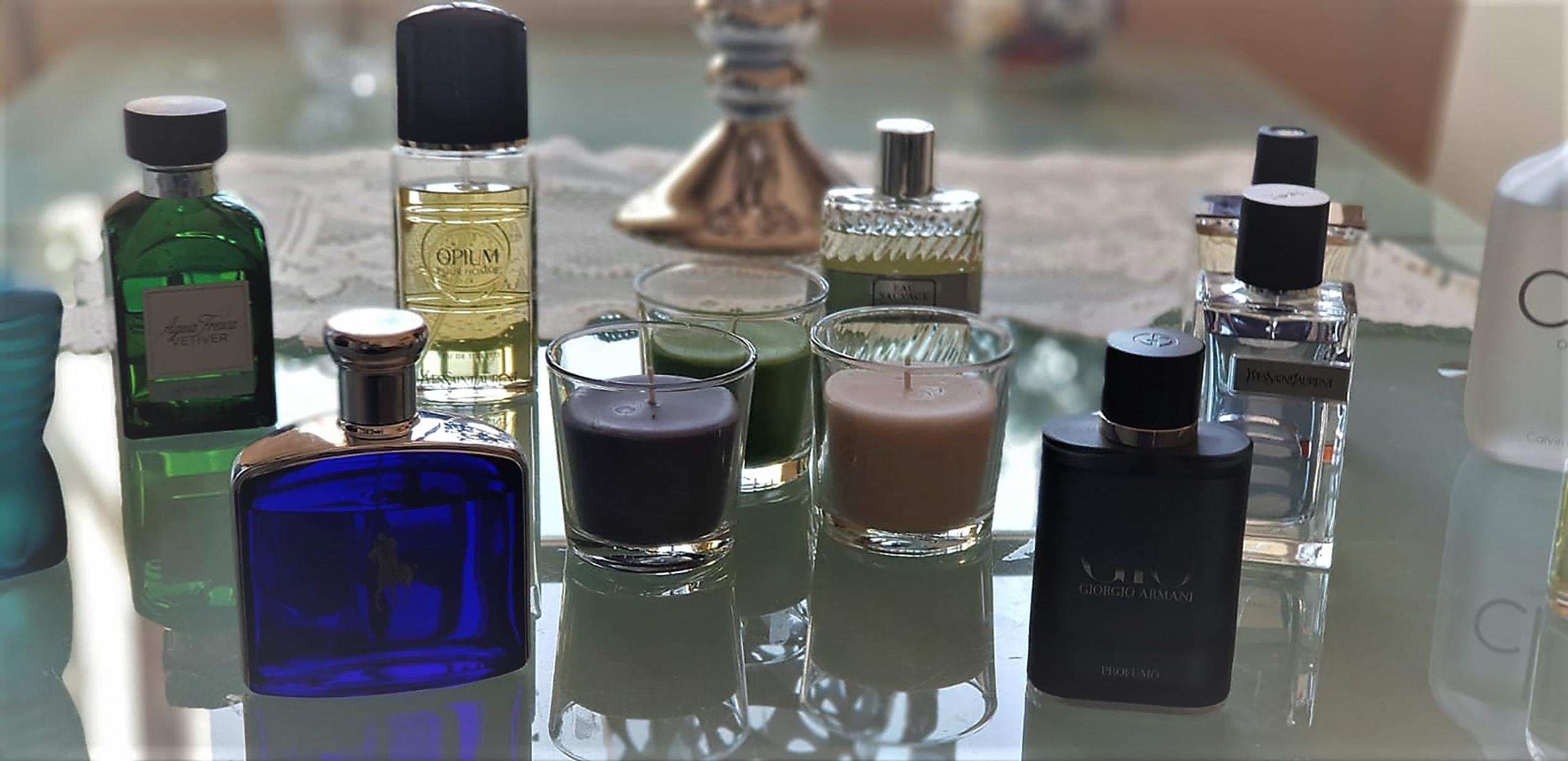 Cómo elegir tu perfume